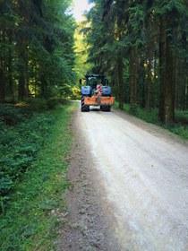 Wegunterhaltung Forst